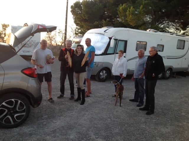 Aire camping-car à Mèze (34140) - Photo 2